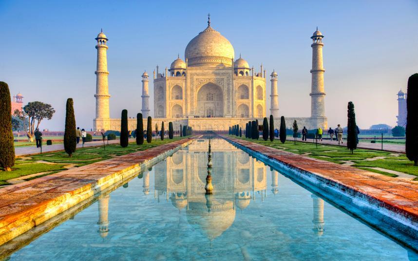 Rondreis door wildrijk India