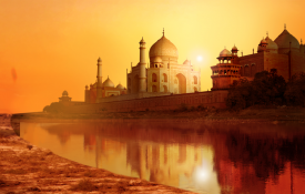 Met Els naar India