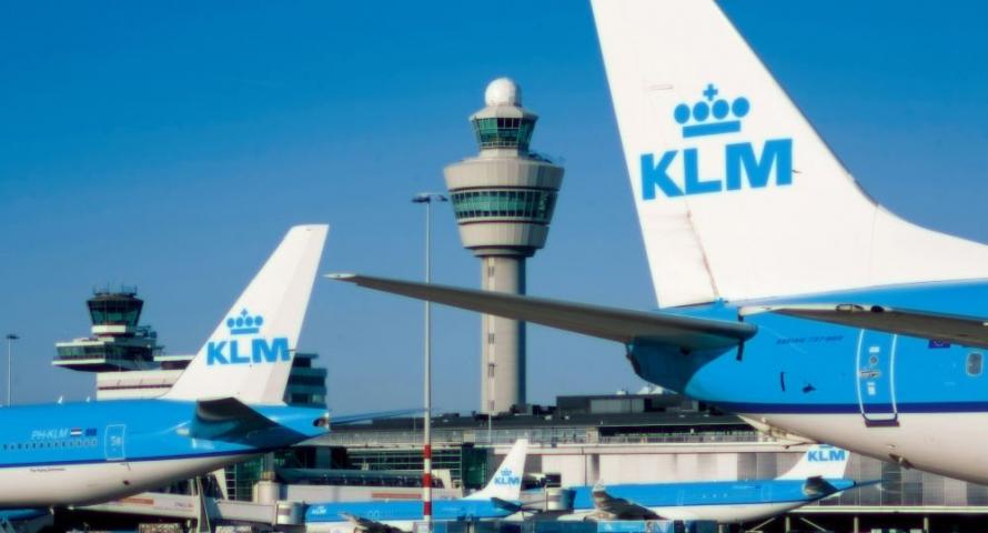 KLM direct naar Las Vegas