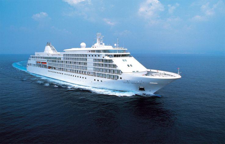Silver Sea Wereld Cruise 2019