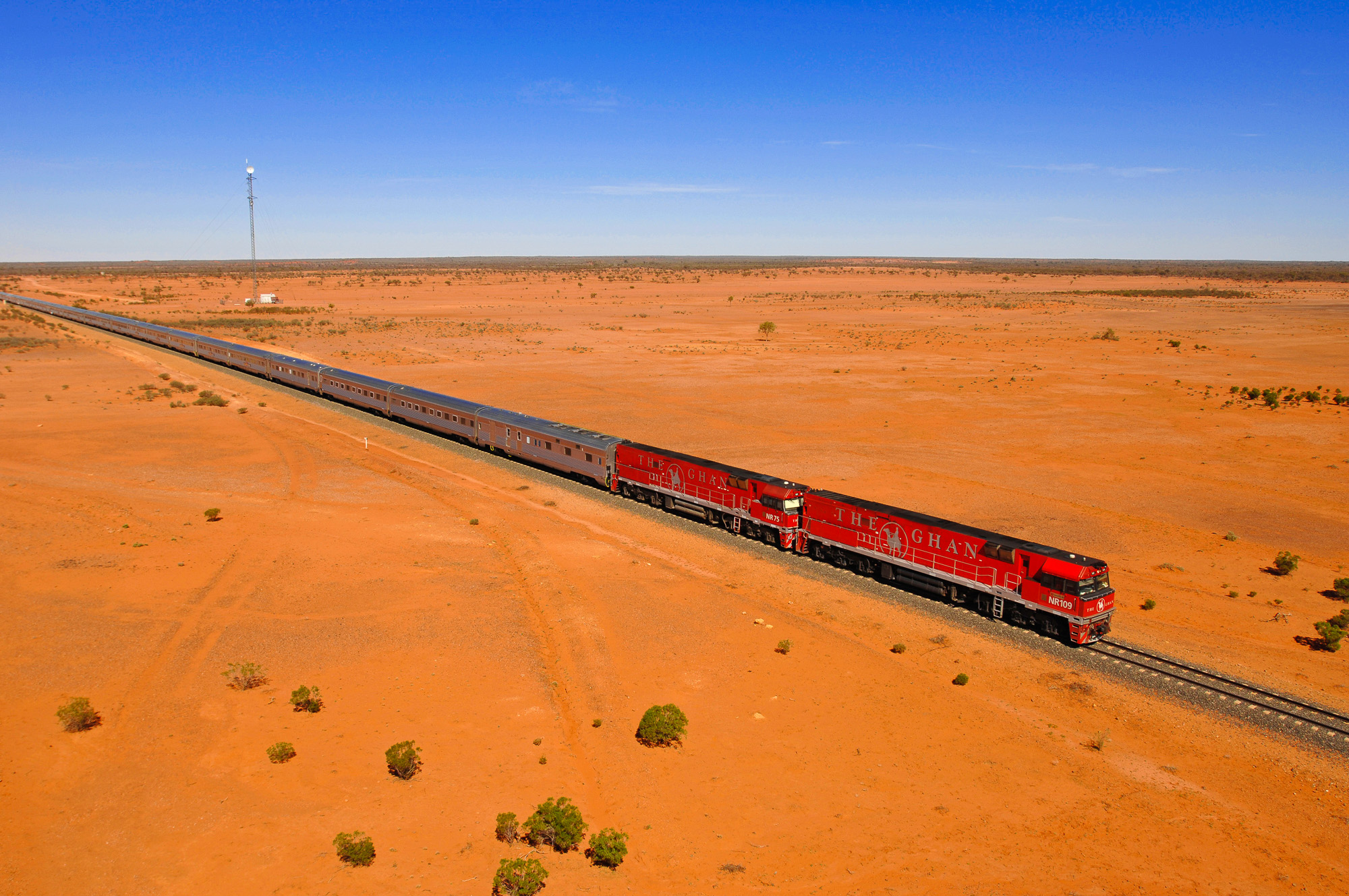 The Ghan Expedition