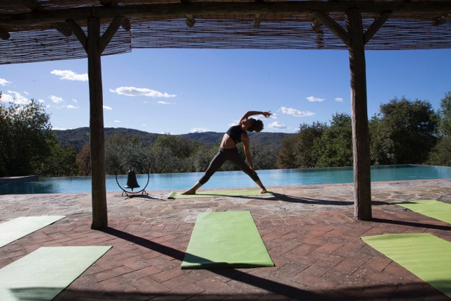 Yoga Retreat Toscane 2-6 juni 2019