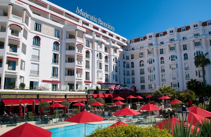 Majestic Barriere Cannes Hotel