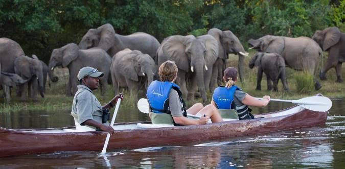 Lower Zambezi National Park 1