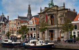 Buitengewone charme in historisch Haarlem