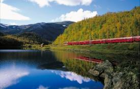 Drie treinreizen door Europa om niet te missen