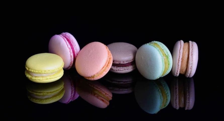 Waan je in Parijs met deze heerlijke Macarons!