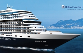 IJsland cruises 2017 Holland America Line