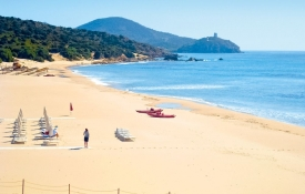 Chia Village Resort Sardinie